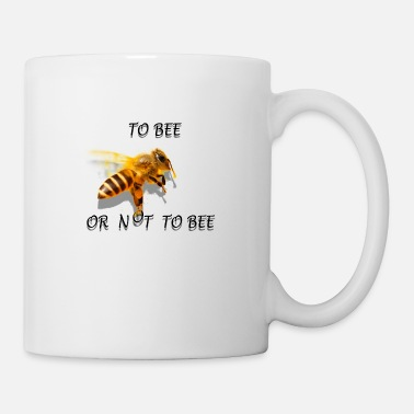 Or To bee or not to bee - Mug