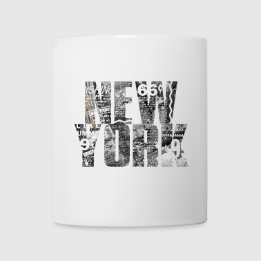 New york.png - Mug blanc