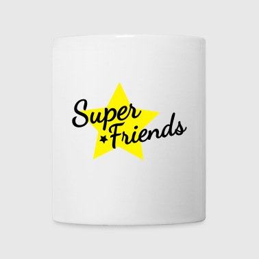 super friends súper amigos - Taza