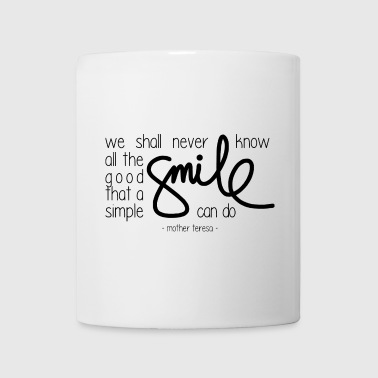 A simple smile - Tazza
