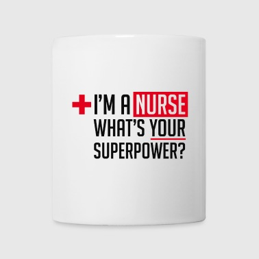 Superpowered Nurse - Mug