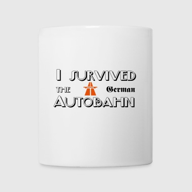 I survived the German Autobahn - Tazza