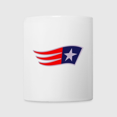 Texas Flag - Tazza