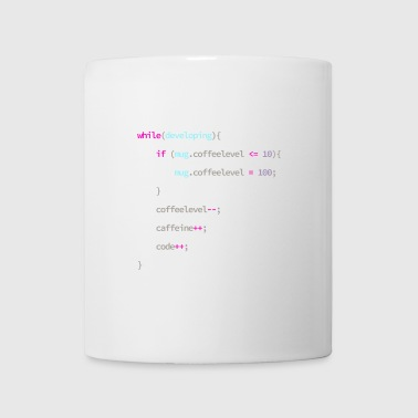 Coffee to Code - Programmer's Mug - Mok