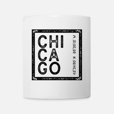 Chicago CHICAGO - Taza