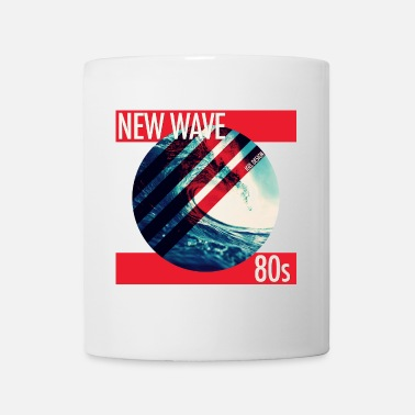 New Wave NEW WAVE 80s - Tasse