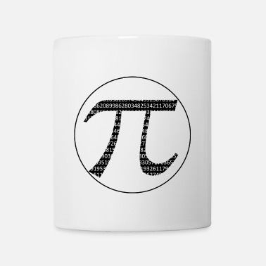 Mathematics PI (SIGN) - Mug