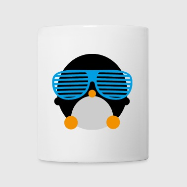 penguin glasses occhiali pinguino - Tazza