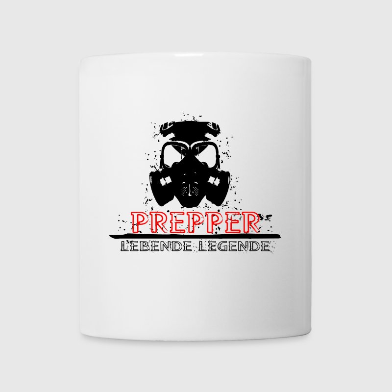 Prepper Survival Bushcraft Outdoor - Tasse