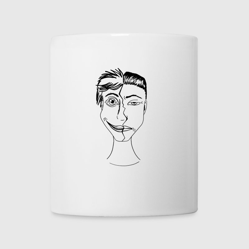double face - Tasse