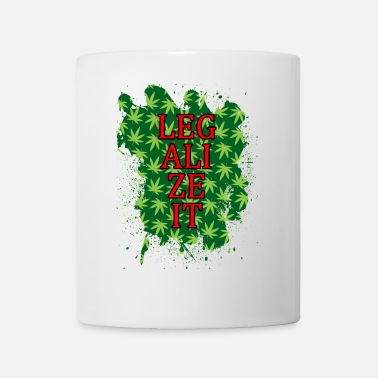 Legalize it - Mug