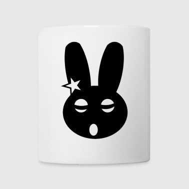 SLEEPY BUNNY GIRL - Mug