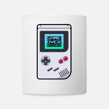 Game Boy Game Boy Game Over Bitches - Kubek