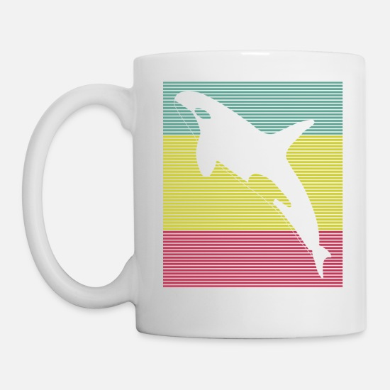 Wale Mugs & Drinkware - killer whale - Mug white