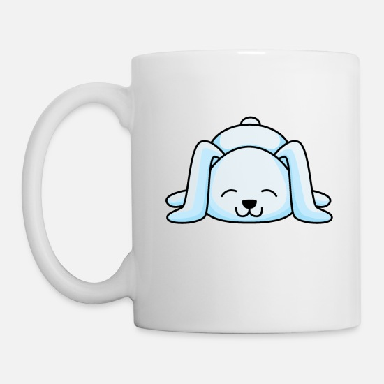 Birthday Mugs & Drinkware - Lop-ear bunny - design - Mug white