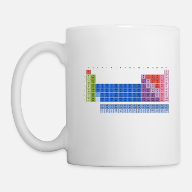 Periodic Table Periodic Table of the Elements - Mug