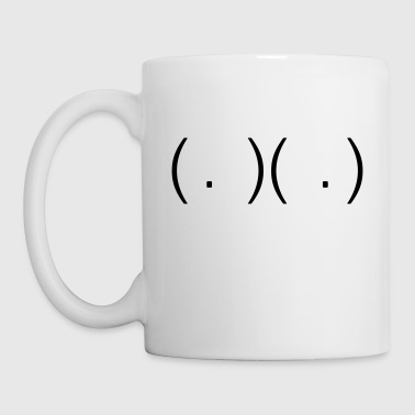 Boob emoticon - Mugg