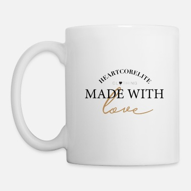 Made with love - Tasse