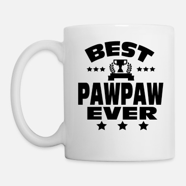 Birthday BEST PAWPAW EVER - Mug