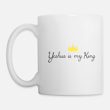 King Jesus is my King - Mug