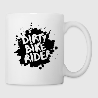 Dirty Bike Rider - Mug