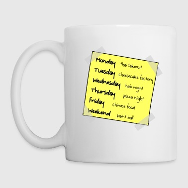 Big Bang Week - Mug