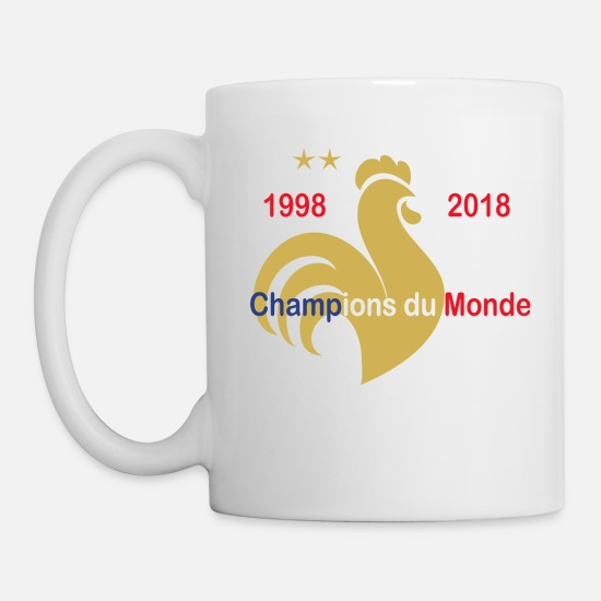 World Championship Mugs & Drinkware - world champions - Mug white