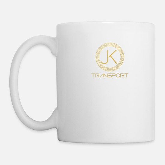 Gift Idea Mugs & Drinkware - JK TRANSPORT - Mug white