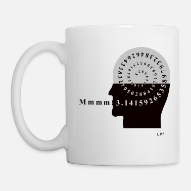 Mmm Pi - Maths Geek - Mug