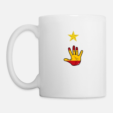 High Five Spain Football World Champion - Mug