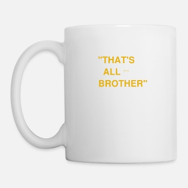 War THAT'S ALL BROTHER - D-Day logo - Mug