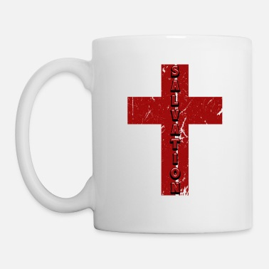 Salvation Salvation Cross - Mug