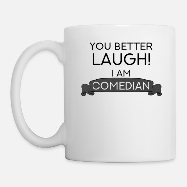 Comedian Comedian comedian clown joke cookie - Mug