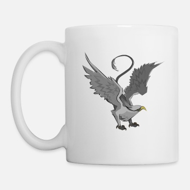 Bewinged Gripping - Mug
