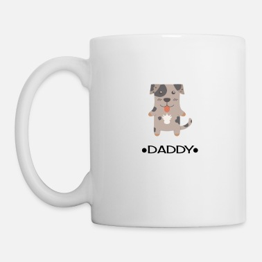 Dog Catahoula Leopard Dog Daddy - Mug