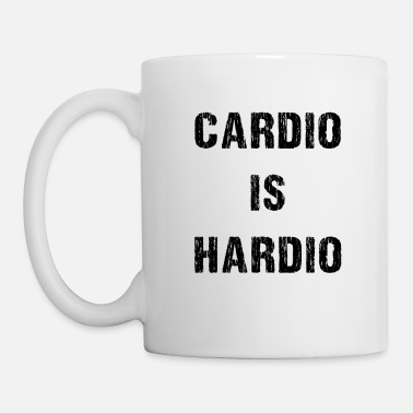 New Year Funny Gym workout design, Funny Running graphic - Mug