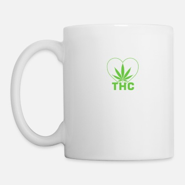 Christmas Funny healTHCare weed gift - Tasse