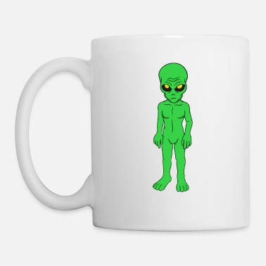 Kornkreise Alien Ufo Alien Space All Funny Sweetheart - Mug