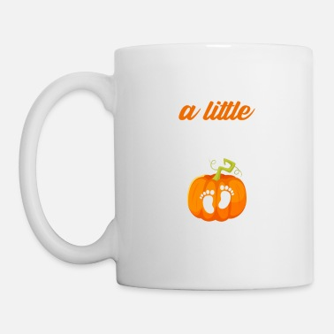 Easter Expecting A Little Pumpkin - Mug