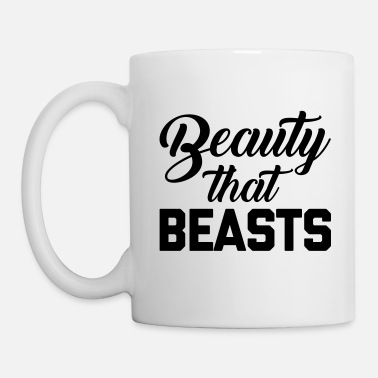 Lift Beauty That Beasts Gym Quote - Krus