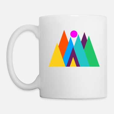 Whimsical Whimsical forest - Mug