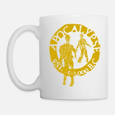 Tlc zombies gold - Mug