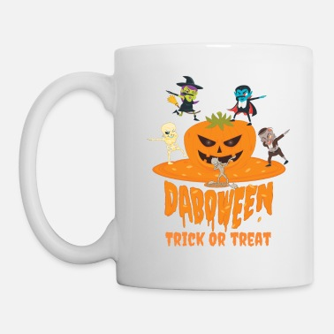 Trick Or Treat Daboween Trick Or Treat - Mug