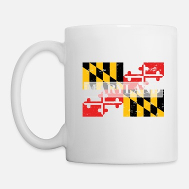 State Flag Maryland State Flag - Mug