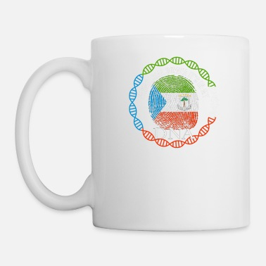 Root Equatorial Guinea Its In My DNA - Mug