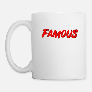 Prominent Famous Prominently known - Mug