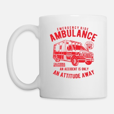 Ambulanza ambulanza - Tazza
