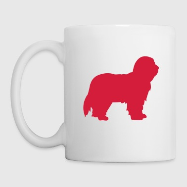Bearded Collie - Tasse