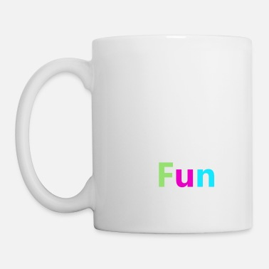 Amusement amusement - Mug blanc