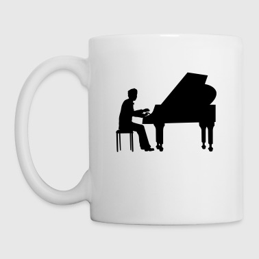 piano player - Taza